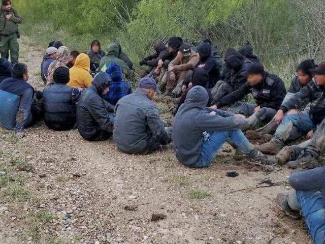 Photo: U.S. Border Patrol/Del Rio Sector