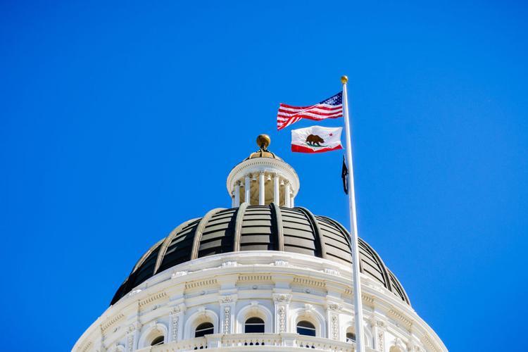 California State Capitol  Sundry Photography | Shutterstock.com