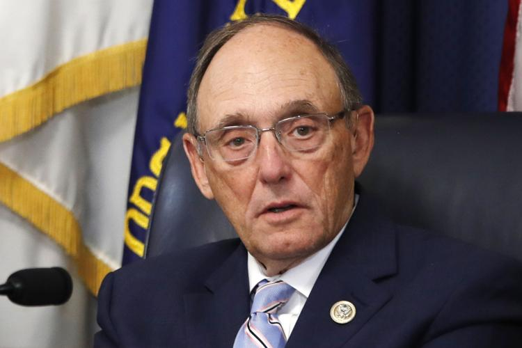 In this July 17, 2018, file photo, House Veterans Affairs Chair Rep. Phil Roe, R-Tenn., speaks during a subcommittee hearing about the Accountability and Whistleblower Protection Act on Capitol Hill in Washington. Roe on Friday, Jan. 3, 2020 announced that he will retire at the end of the 116th Congress.