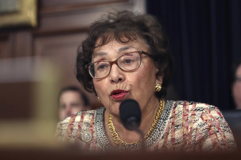 House Appropriations Chairwoman Nita Lowey. | Andrew Harnik, File/AP Photo
