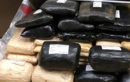 U.S. Border Patrol agents prevented an attempt to smuggle 31.6 kilograms (69.67 pounds) methamphetamine with an approximate value of $2,227,200.