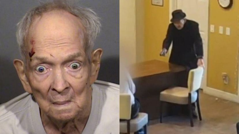 Robert Thomas, 93, is now facing multiple charges following the shooting last Thursday.