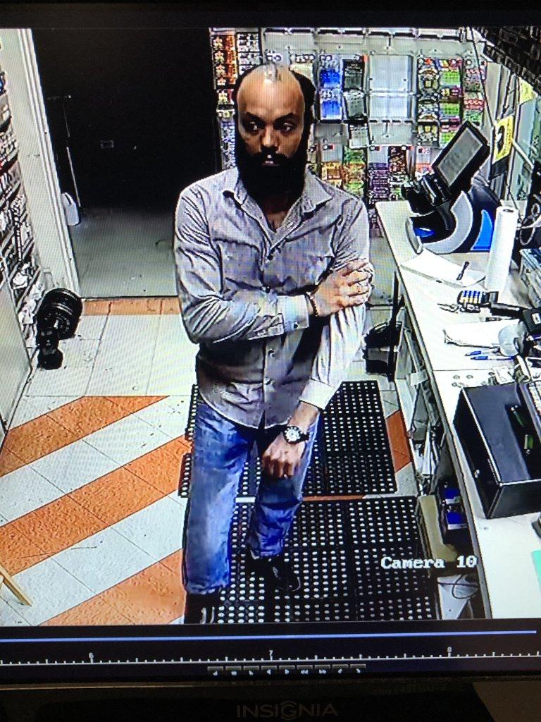 Hamden theft suspect