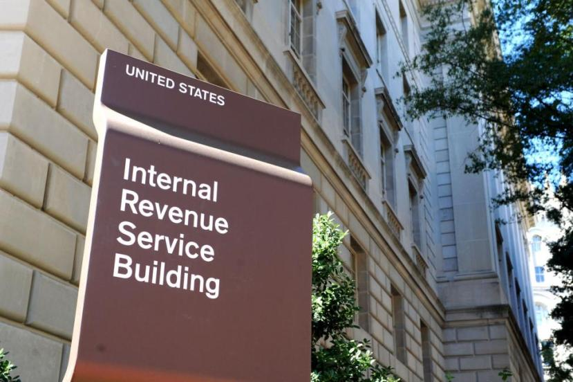 The IRS said some in-person visits will be scheduled, and some will be unannounced. File Photo by Kevin Dietsch/UPI