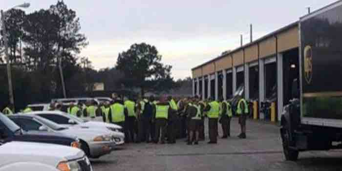 MYRTLE BEACH, SC—United Parcel Services (UPS) has discriminated against employees' religious freedom for voluntarily praying together before work. Several drivers also have been fired.