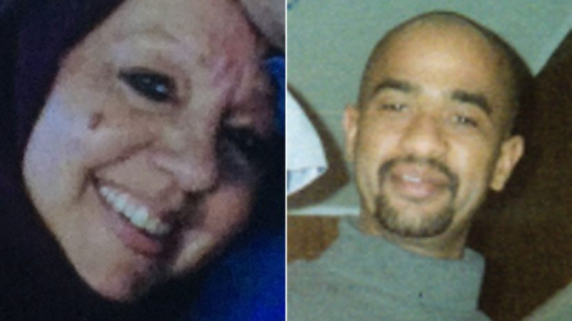 Beverly McCallum, 59, (left) was arrested in the 2002 death of her husband Robert Caraballo (right) after checking into a hotel in Italy.
