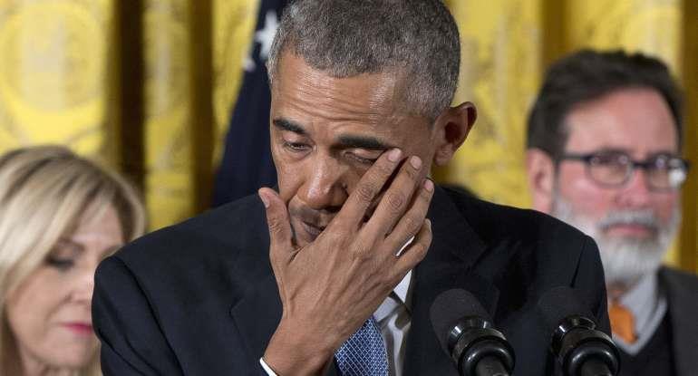 Former President Barack Obama (AP Photo/Carolyn Kaster)