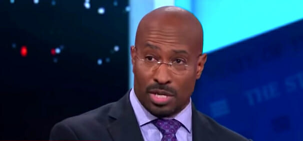 CNN analyst Van Jones (screenshot)