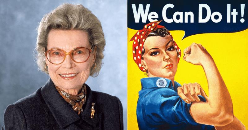 Rosalind P. Walter': Rosie the Riveter',