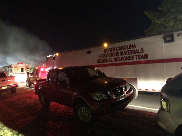 The NC Hazmat Regional Response Team (File Image)
