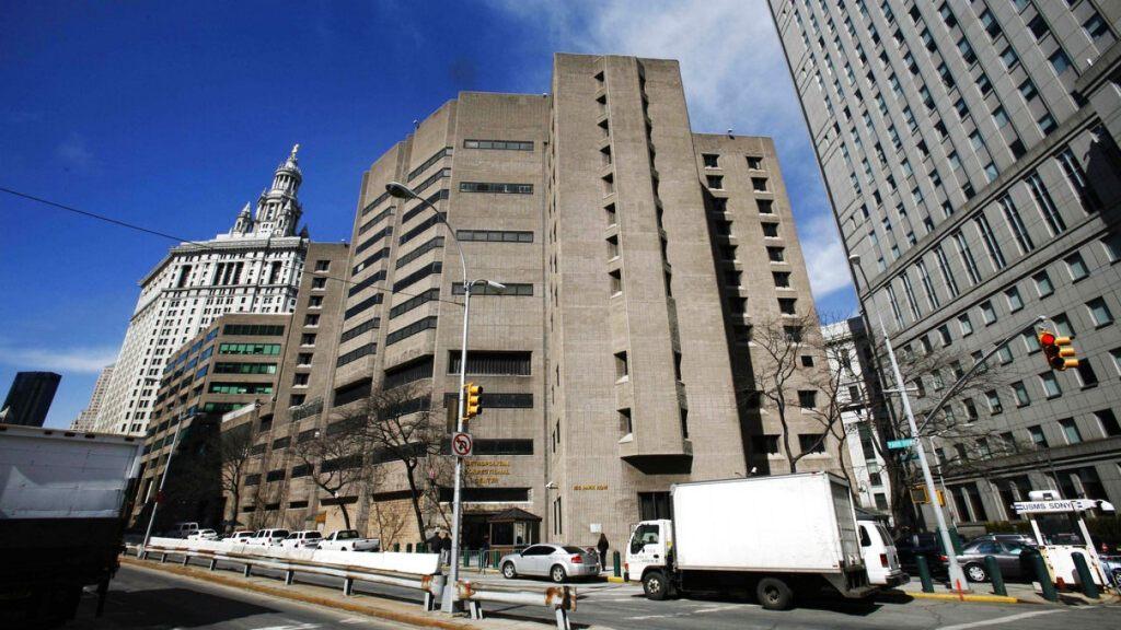 The Metropolitan Correctional Center in New York City. (AP)
