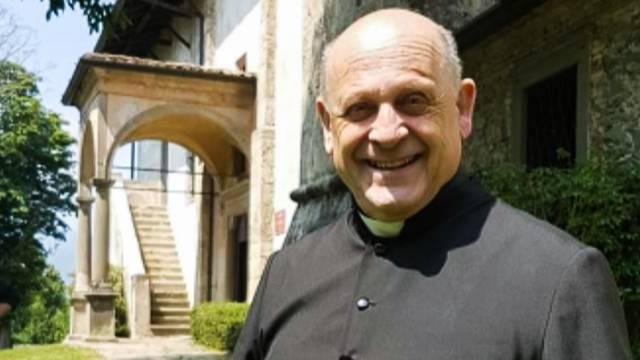 Rev. Giuseppe Berardelli, 72.