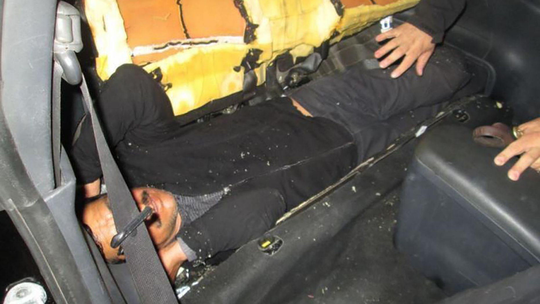 "CBP officials called the incident ""another example of the inhumane tactics"" smugglers use to skirt the law."