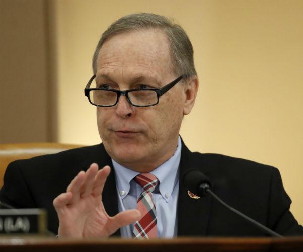 House Freedom Caucus Chairman Andy Biggs (Alex Brandon/AP)