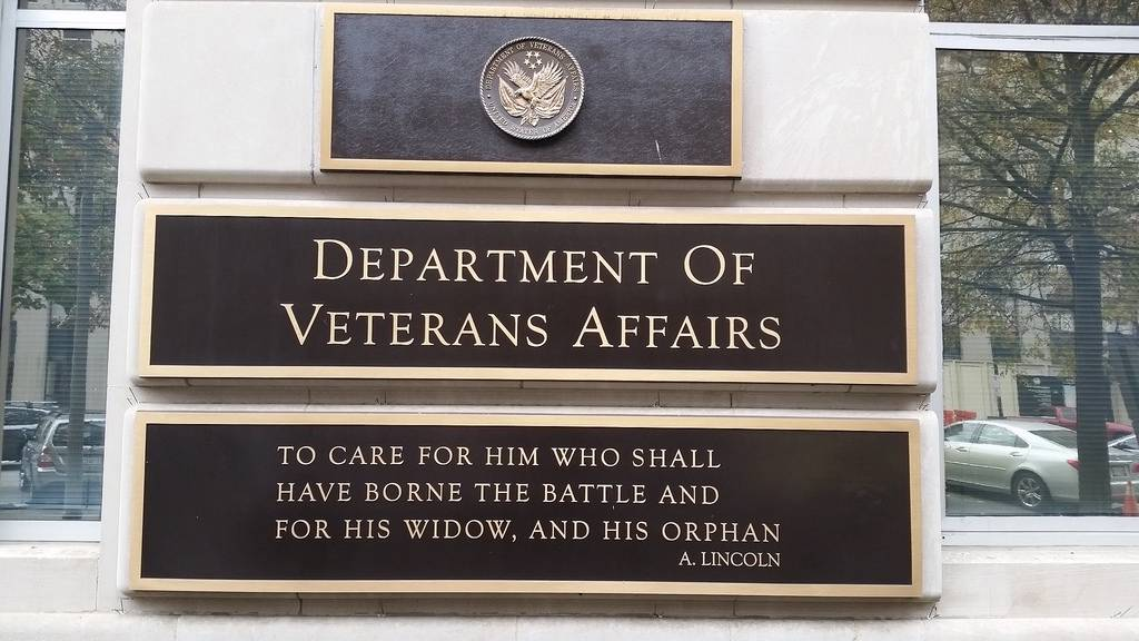 The Department of Veterans Affairs Building on Vermont Avenue in Washington, D.C. (JeffOnWire/Flickr)