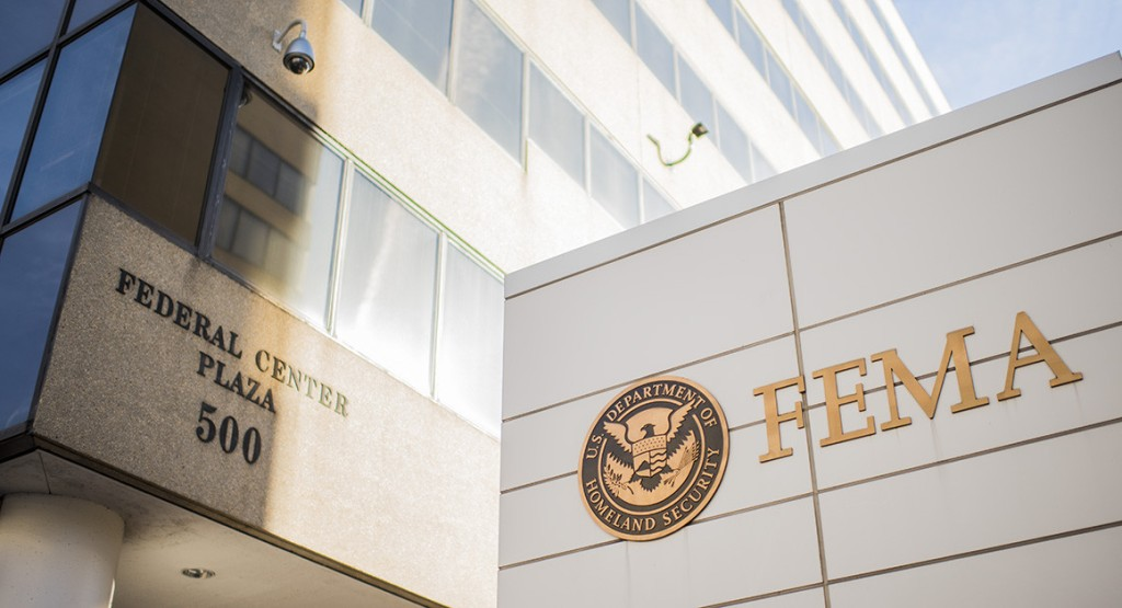The FEMA building | John Shinkle/POLITICO