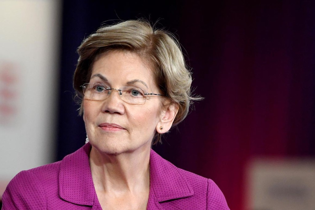 Former Democratic presidential candidate Elizabeth Warren. | Ethan Miller/Getty Images