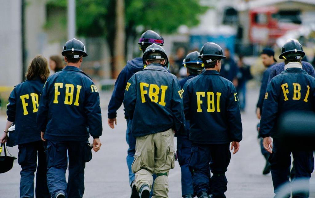 FBI (Ralf-Finn Hestoft / Getty Images)
