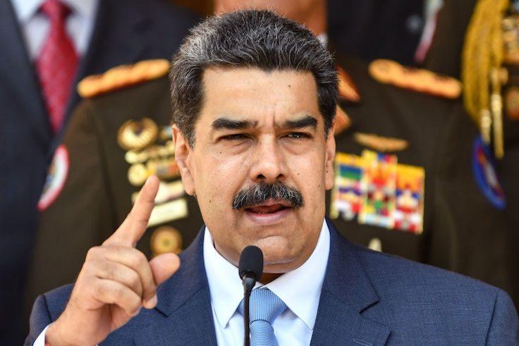 Nicolas Maduro / Getty Images