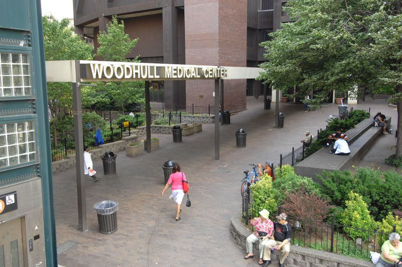Woodhull Hospital(Bryan Pace)