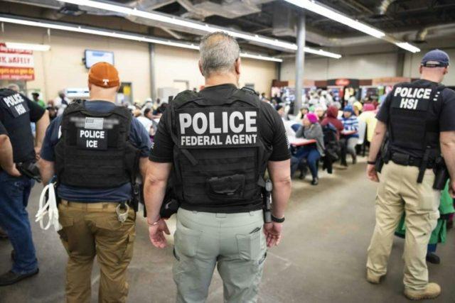 © US Immigration and Customs Enforcement/AFP/File HO