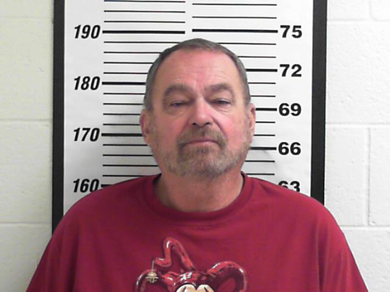 Burns, 69, was arrested Wednesday and charged with eight counts of aggravated sexual assault,