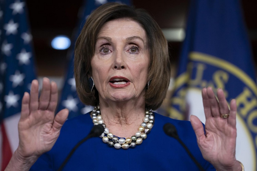 Speaker Nancy Pelosi. | J. Scott Applewhite/AP Photo