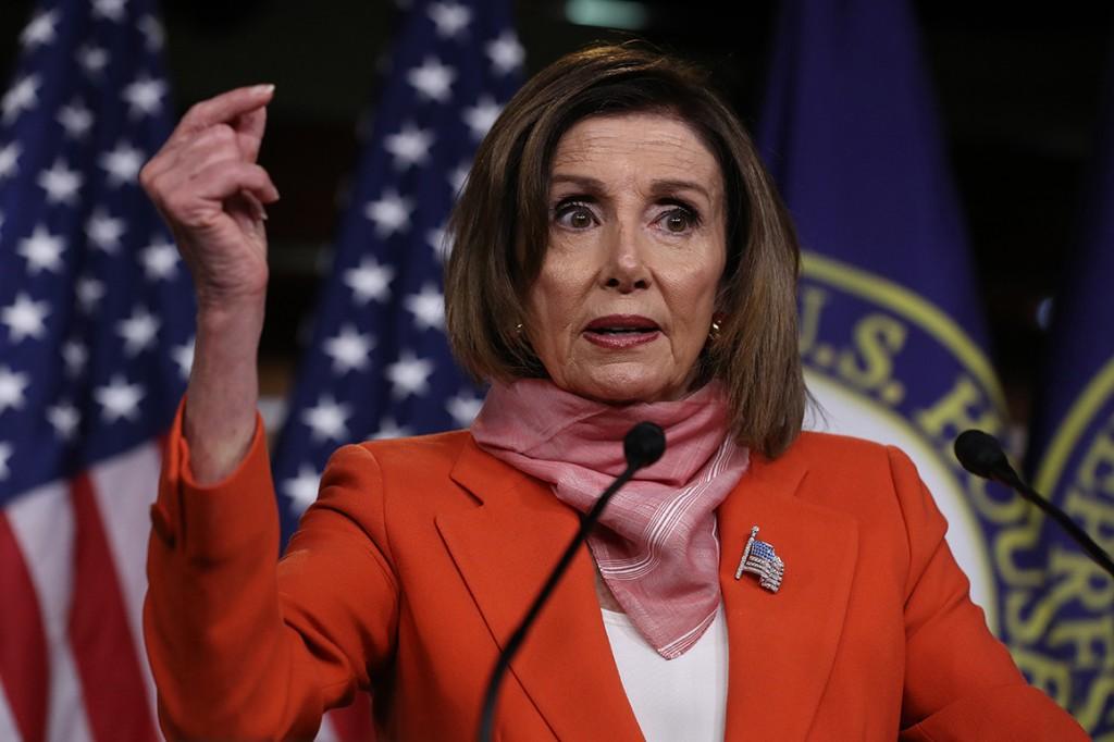 House Speaker Nancy Pelosi. | Chip Somodevilla/Getty Images