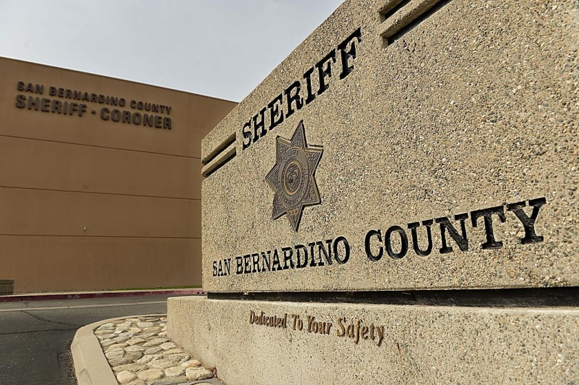 The number of employees with the San Bernardino County Sheriff's Department who have tested positive for the coronavirus has doubled to six.