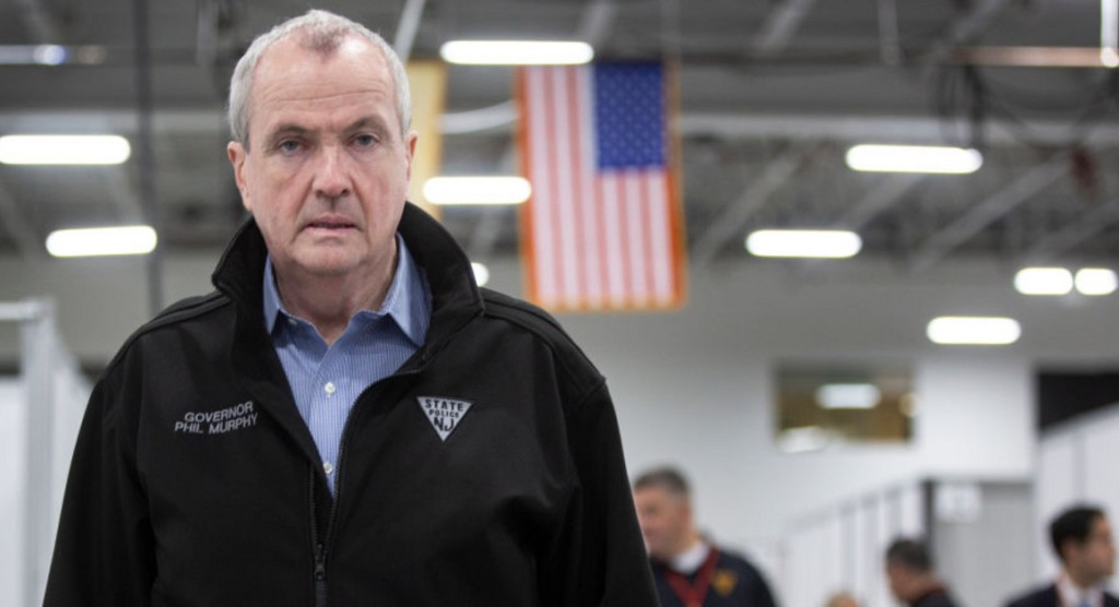 New Jersey Gov. Phil Murphy | Michael Mancuso-Pool/Getty Images
