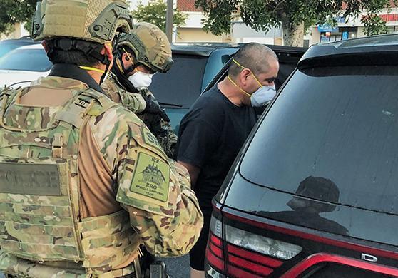 Aggravated felon Julio Garcia-Castellano, also known as Victor Garcia Ignacio,