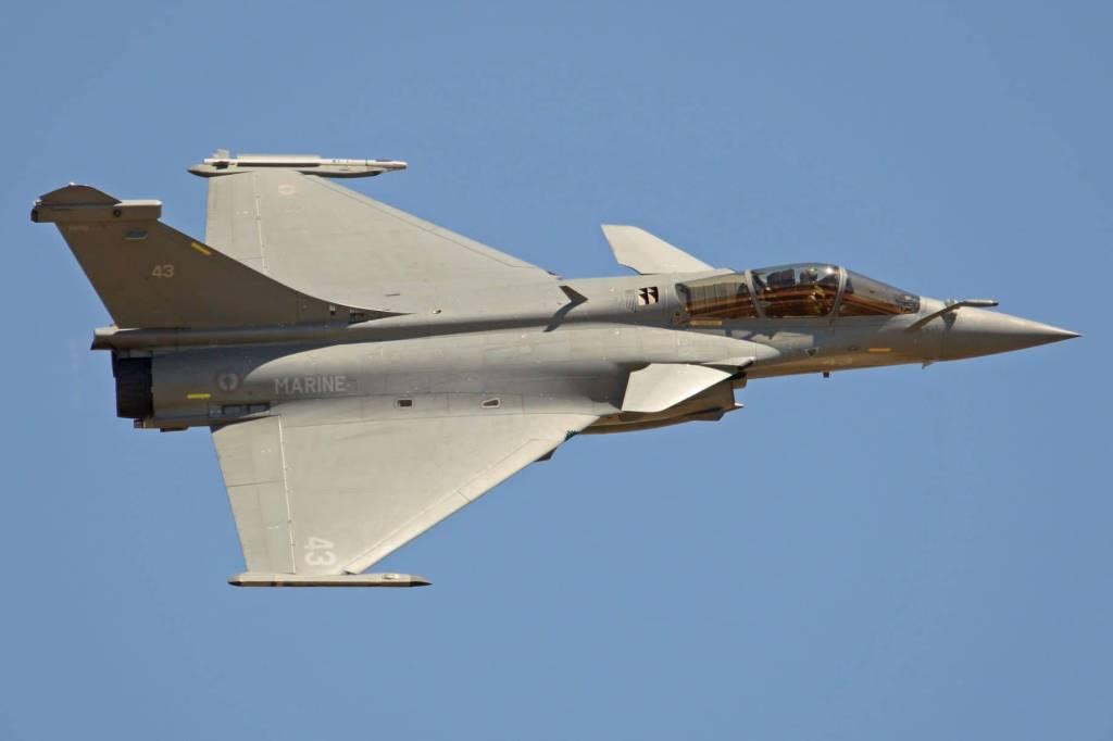 Dassault Rafale B aircraft (Alan Wilson/Flickr)