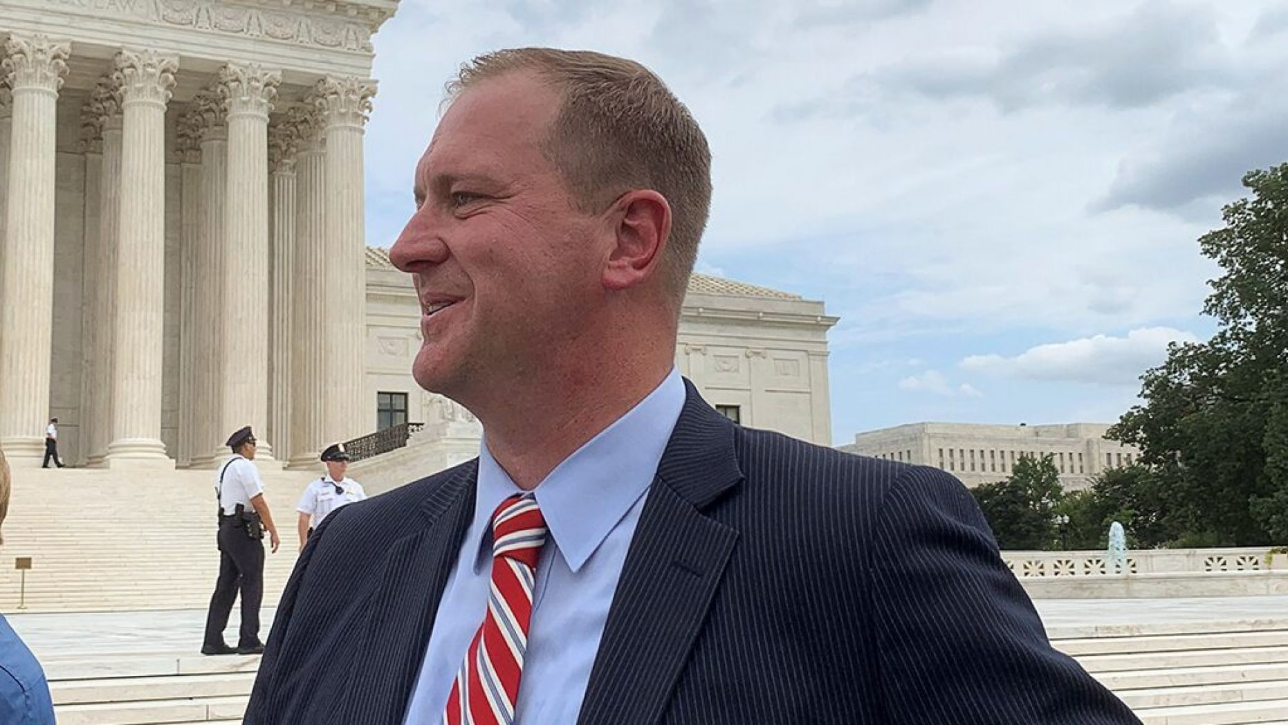 Missouri Attorney General Eric Schmitt is leading his state's lawsuit against China over its handling of the coronavirus.