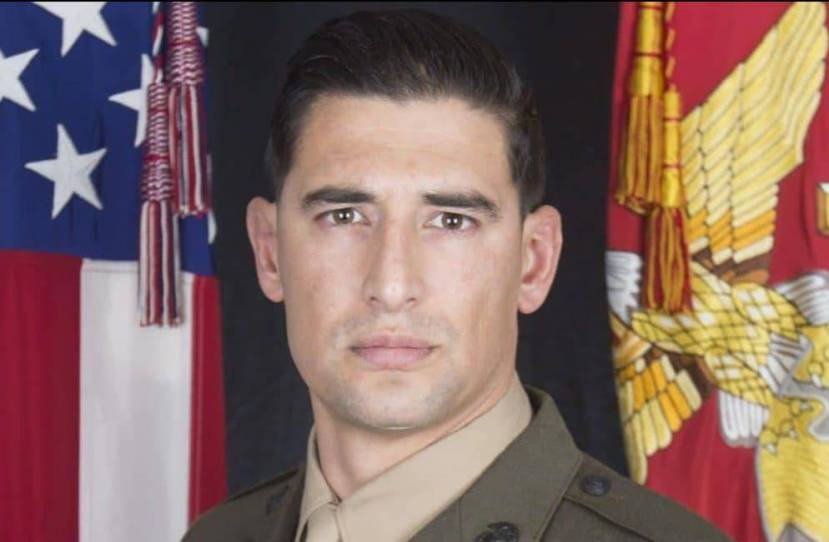Gunnery Sgt. Diego D. Pongo, a critical skills operator from Simi Valley, Calif., suffered fatal wounds while accompanying Iraqi Security Forces during a mission to eliminate an ISIS stronghold in a mountainous area of north central Iraq.