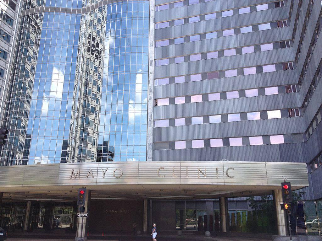 Mayo Clinic (lenarc/WikiCommons)