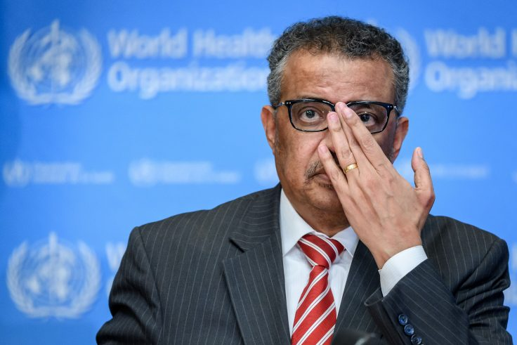 Tedros Adhanom Ghebreyesus / Getty Images