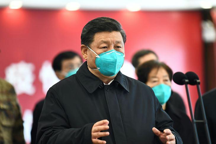 Xie Huanchi/Xinhua via AP