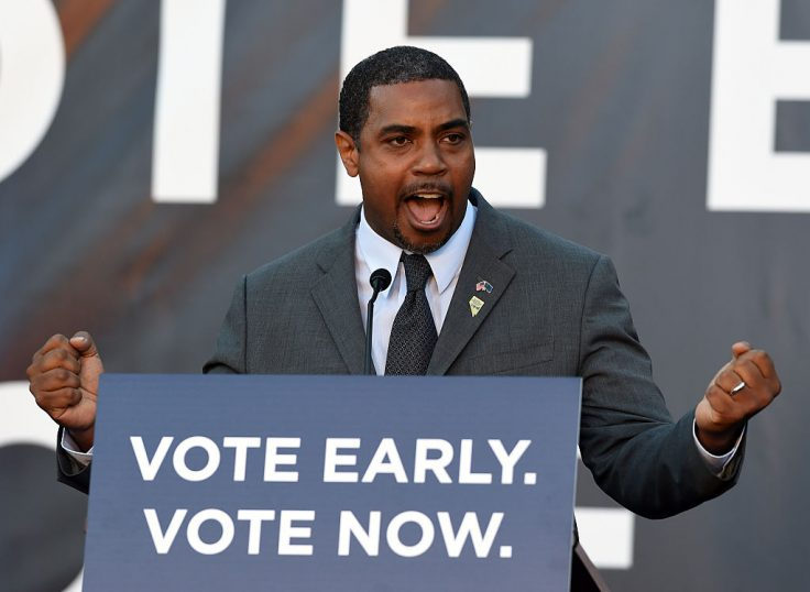 Rep. Steven Horsford (D-NV) (Photo by Ethan Miller/Getty Images)