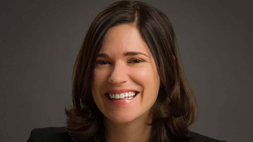 Minneapolis City Council President Lisa Bender,