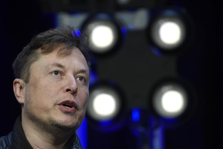 Tesla and SpaceX Chief Executive Officer Elon Musk  Susan Walsh / AP file photo