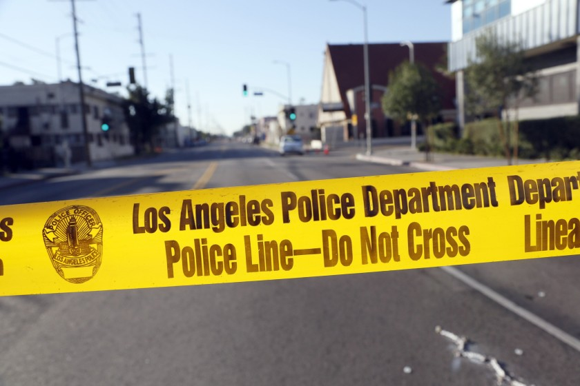 The LAPD is investigating whether officers called in sick over the July 4 weekend as part of a protest or political statement.