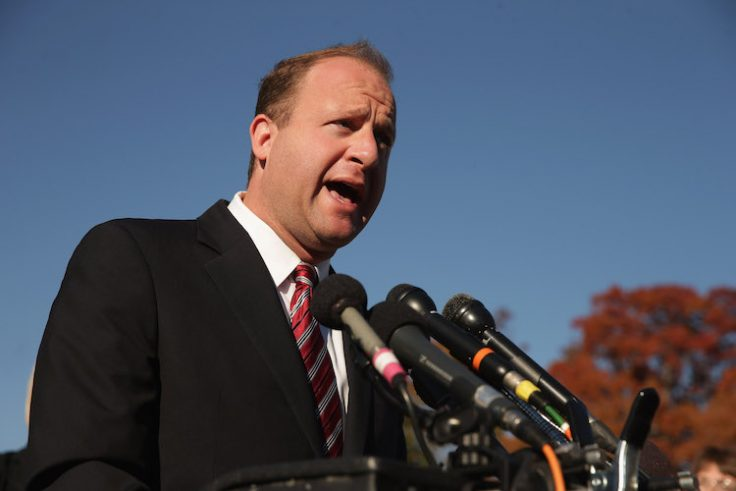 Jared Polis / Getty Images