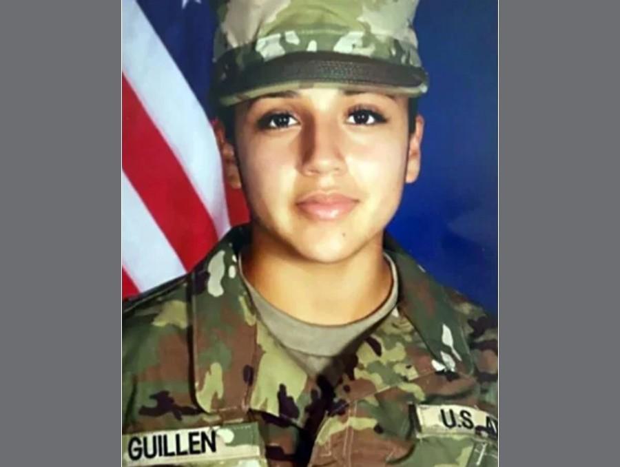 Spc. Vanessa Guillen  U.S. ARMY