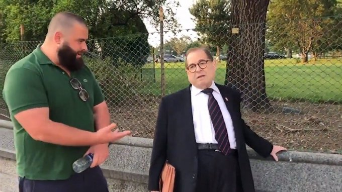 Jerry Nadler's claim of Antifa violence in Portland being 'a myth' says everything about DC..