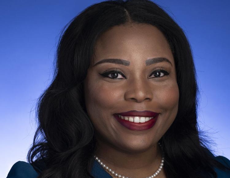 Tennessee state Sen. Katrina Robinson, D-Memphis  Tennessee State Senate via AP