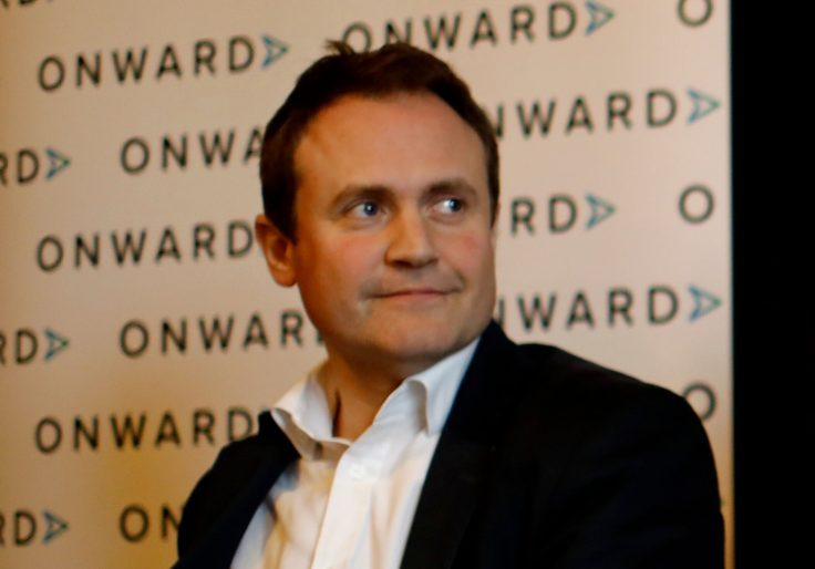 China Research Group chair Tom Tugendhat / Getty Images