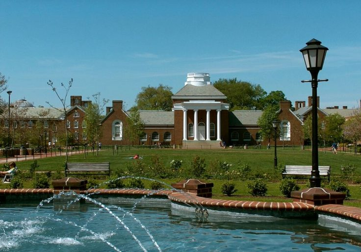 University of Delaware / Wikimedia Commons