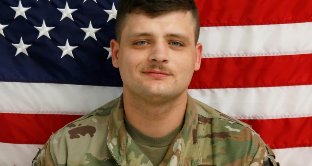 Pfc. Brandon Scott Rosecrans, (U.S. Army photo/Released)