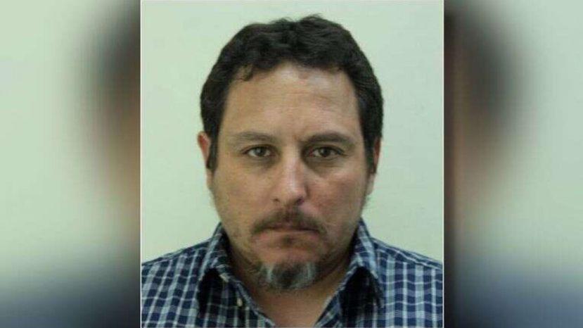 Mugshot for Ronald Fleet, 55, from a 2011 domestic battery arrest.