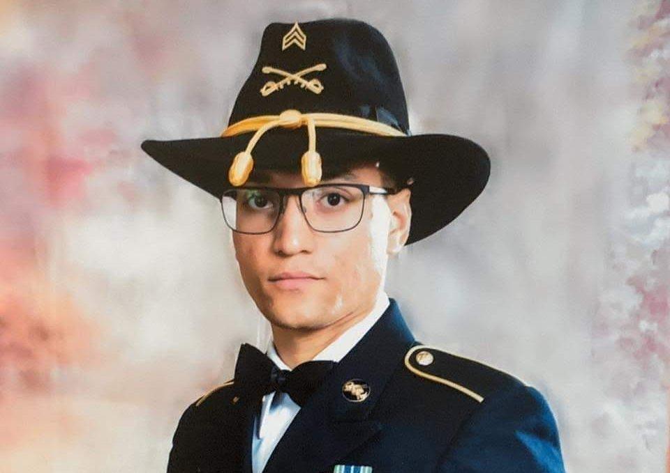 Sgt. Elder Fernandes. (Fort Hood, U.S. Army photo/Released)